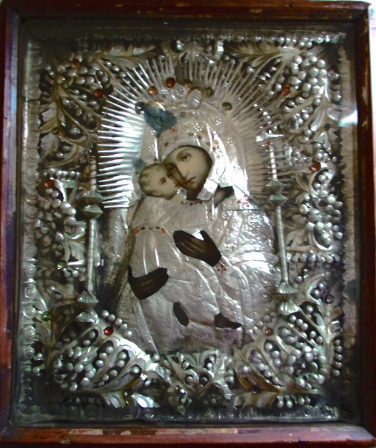 """Ікона """"Пресвята Богородиця з Іісусом """""""
