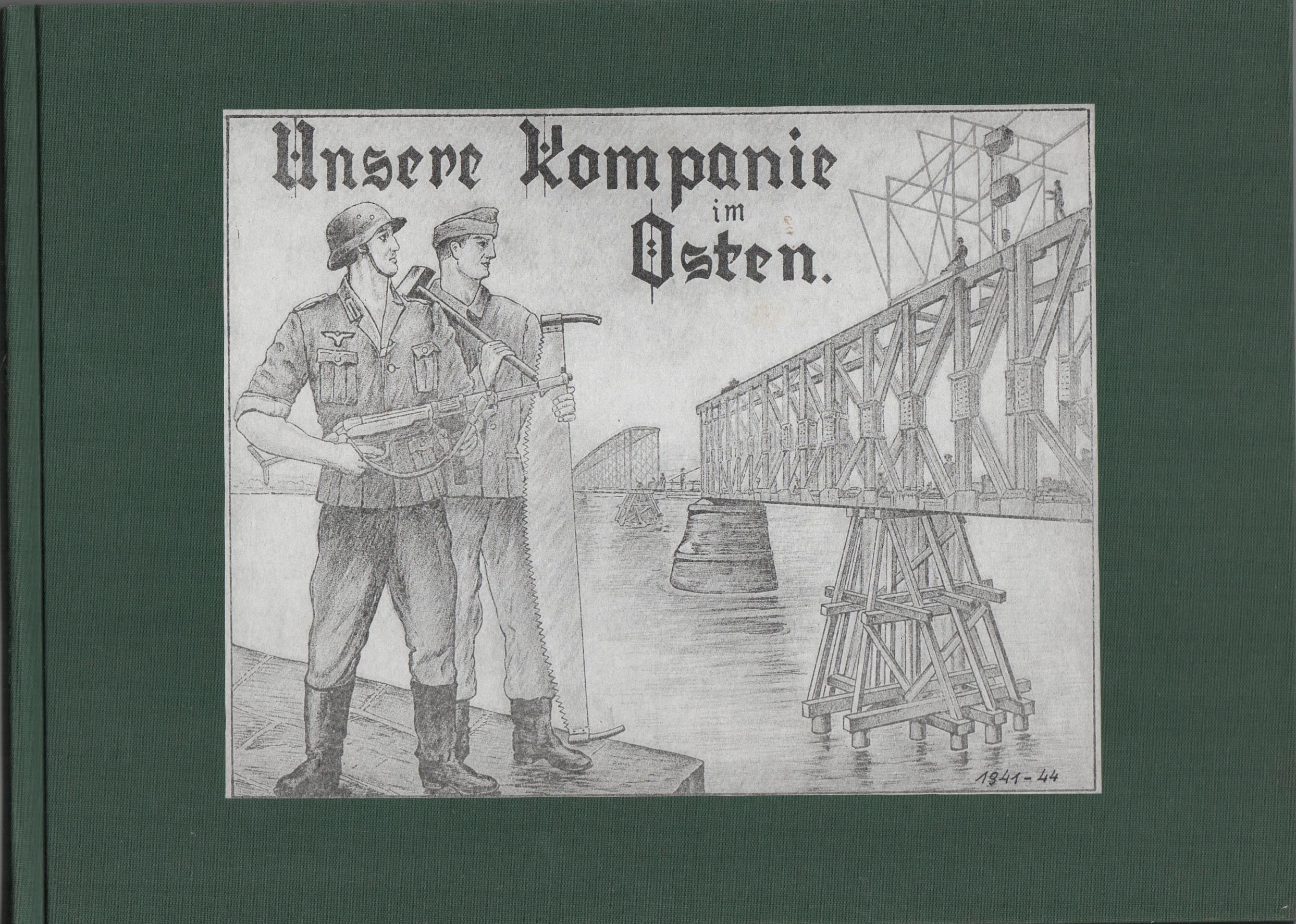 """Альбом """"Unsere Kompanie im Osten / Наша Компанія на Сході"""""""