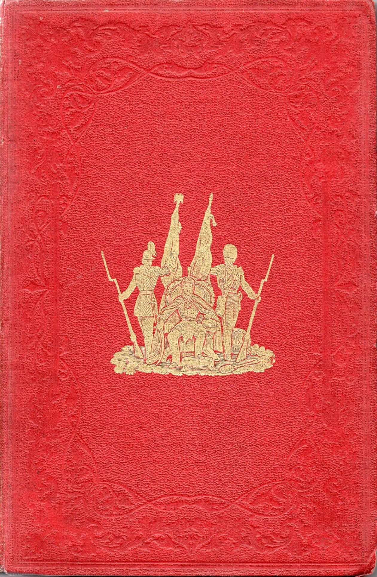 """Книга """"Nolan E. H. """" The history of the War Against Russia. Illustrated. Т. І"""" / Нолан Е. """"Історія війни проти Росії. Ілюстрована. Т. І"""""""