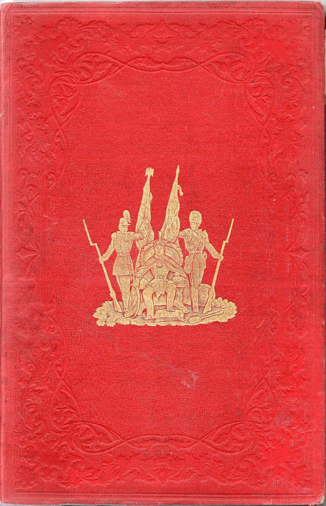 """Книга """"Nolan E. H. """" The history of the War Against Russia. Illustrated. Т. ІІ"""" / Нолан Е. """"Історія війни проти Росії. Ілюстрована. Т. ІІ"""""""