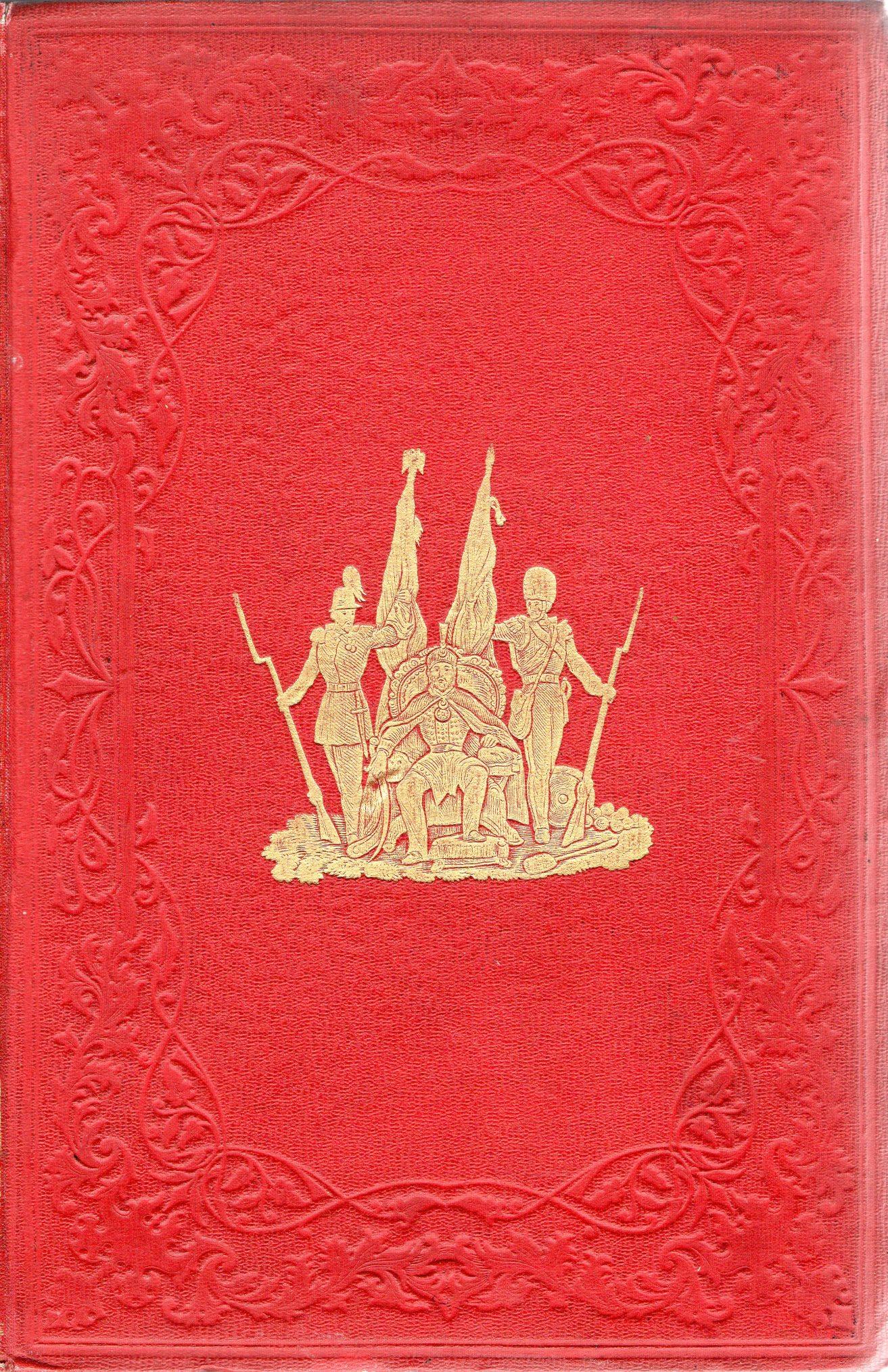 "Книга ""Nolan E. H. "" The history of the War Against Russia. Illustrated. Т. ІV"" / Нолан Е. ""Історія війни проти Росії. Ілюстрована. Т. ІV"""