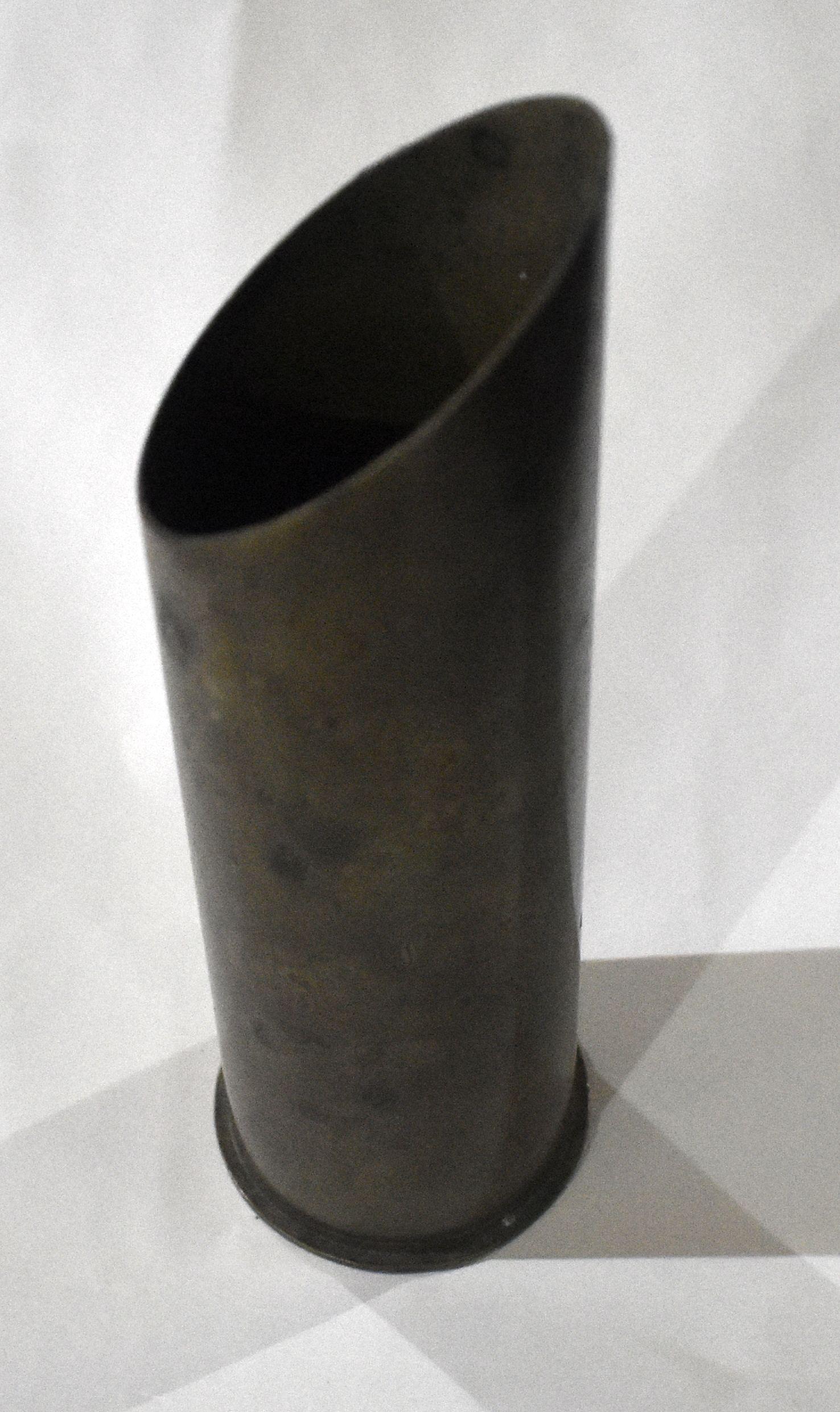 Речі. Підставка для олівців з артилерійської гільзи (військо-польовий арт)