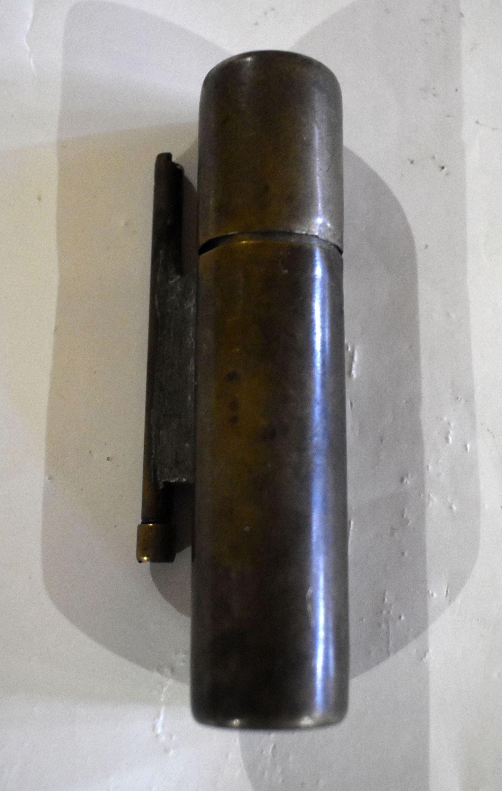 Речі. Запальничка зроблена з гільзи.