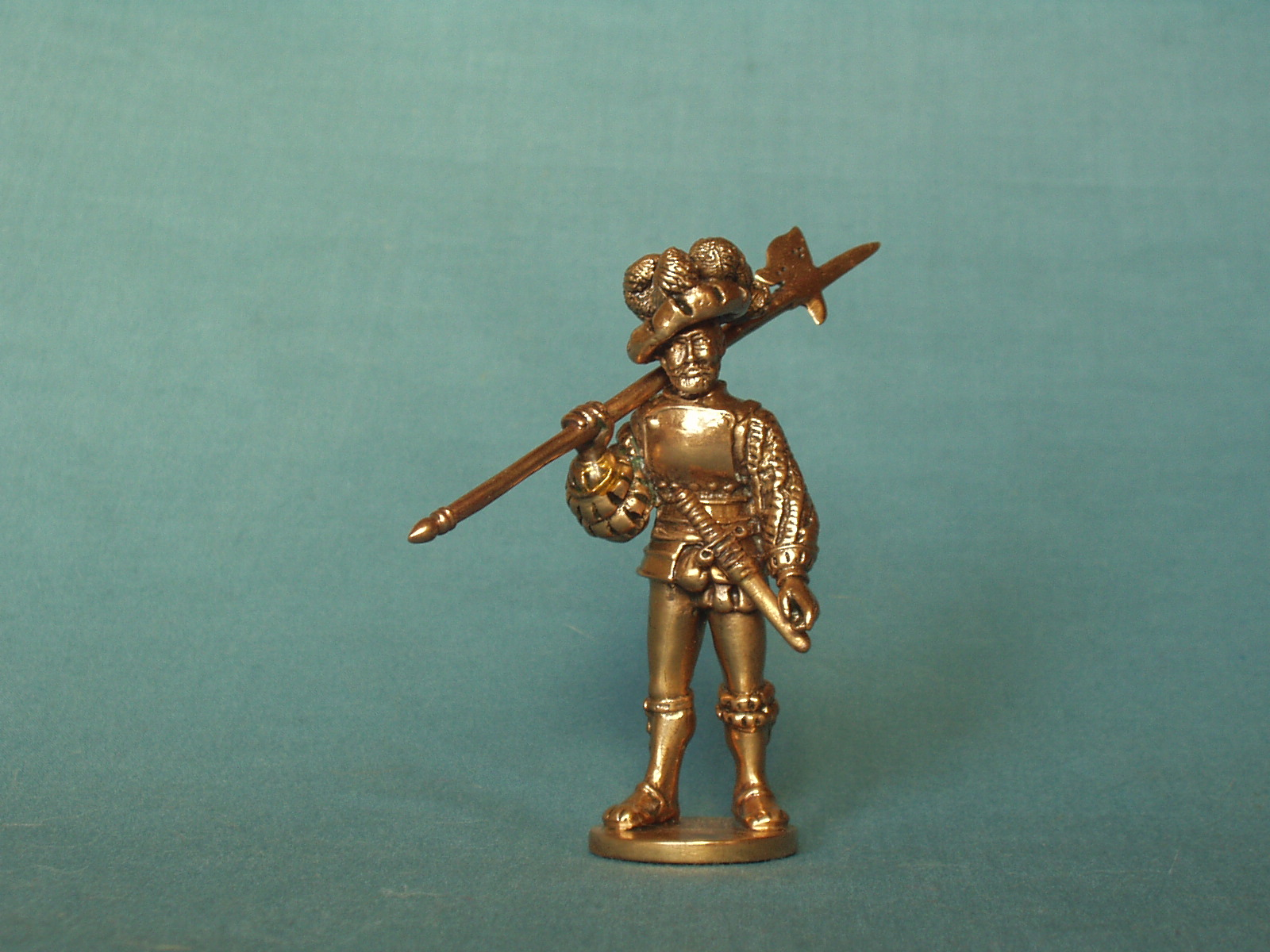 """Історична мініатюра. """"Ландскнехт. Німеччина. XV-XVII ст."""""""