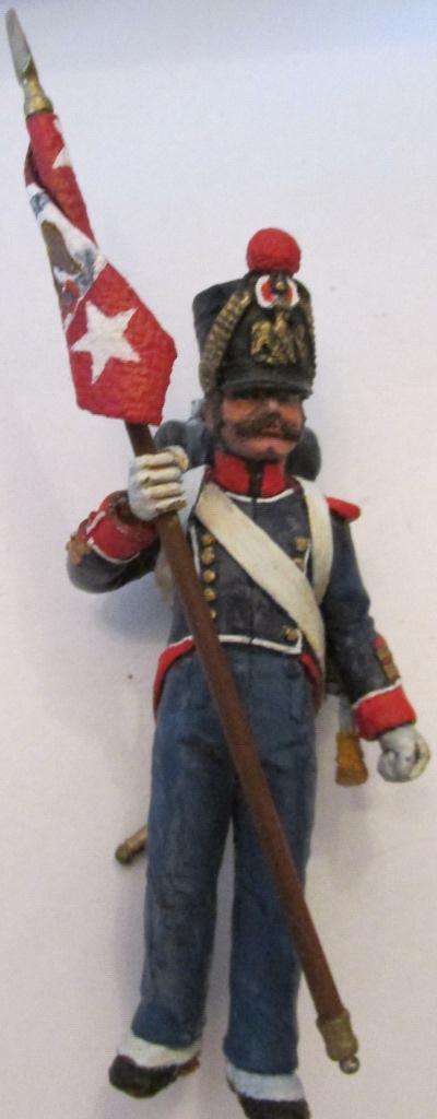 """Історична мініатюра. """"Артилерист. Перша Французька імперія. 1812"""""""