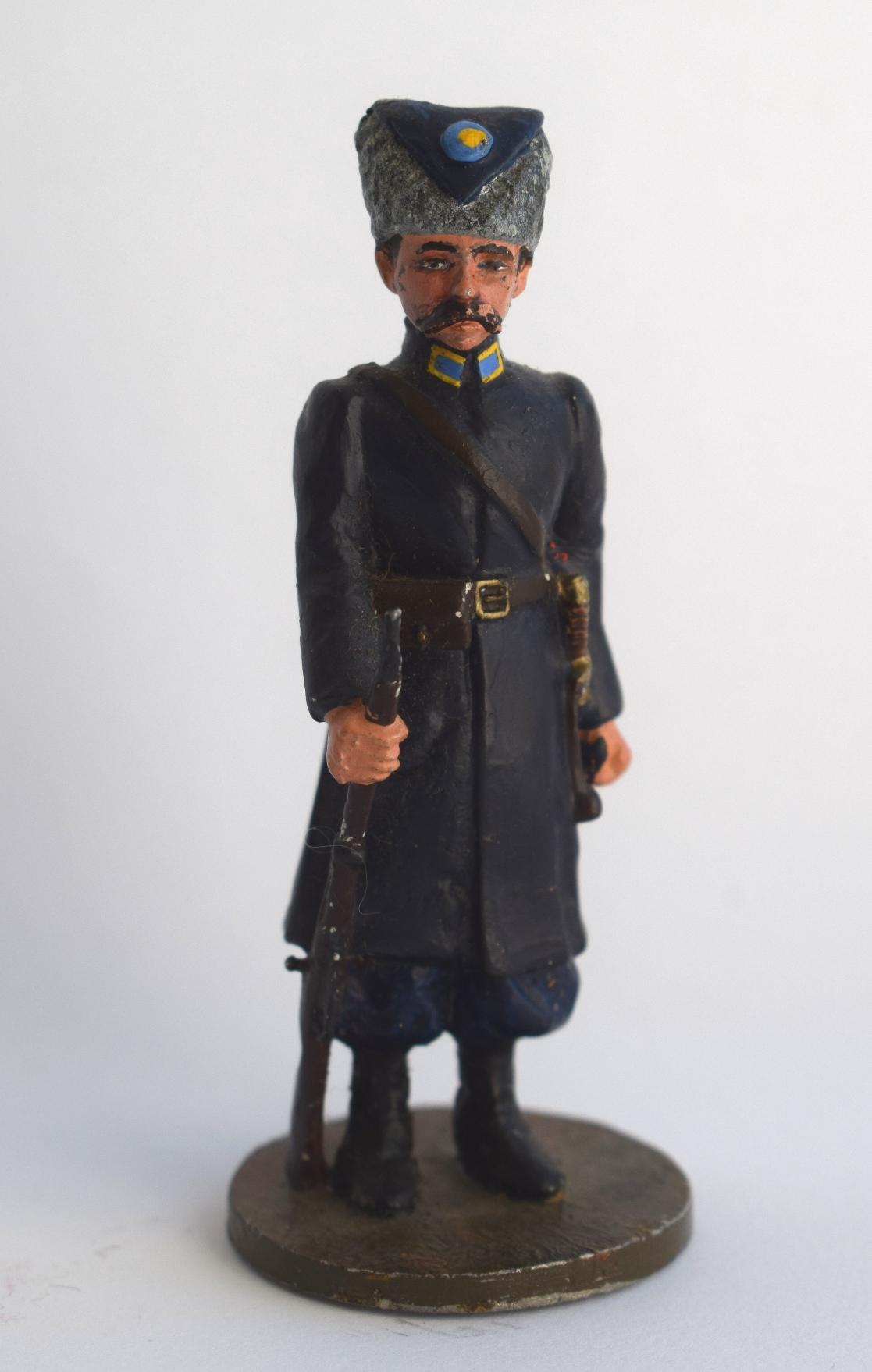 """Історична мініатюра. """"Гайдамаки 34-го Січового полку"""". (10 од.)"""