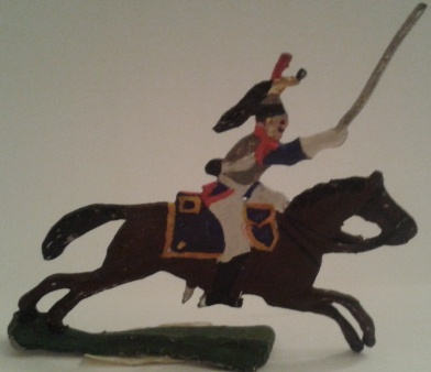 """Історична мініатюра. """"2 мушкетери. Російська імперія. 1812"""""""