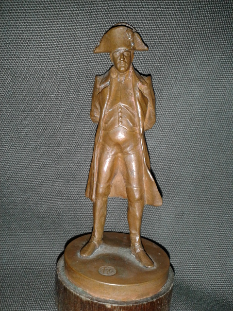 """Історична мініатюра. """"Імператор Франції Наполеон І Бонапарт. Поч. ХІХ ст."""""""