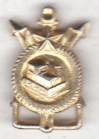 Знак-емблема на петлиці форми військового радянських військово-будівельних формувань