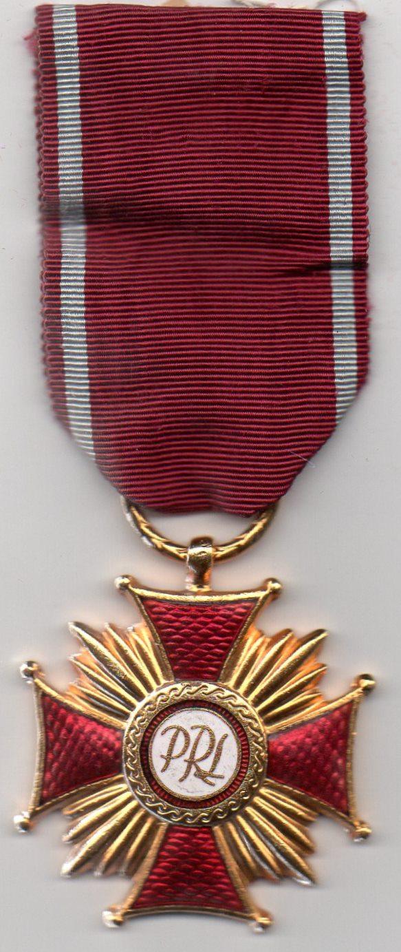 """Орден. """"Золотий Хрест Заслуги (Złoty Krzyż Zasługi)"""""""