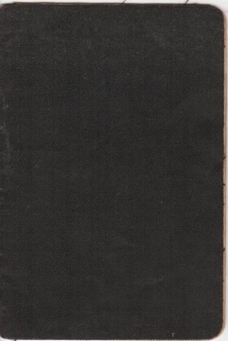 """Документ. """"Паспортна книжка. Видана 13 квітня 1918 року Григорію Івановичу Лущику №292"""""""