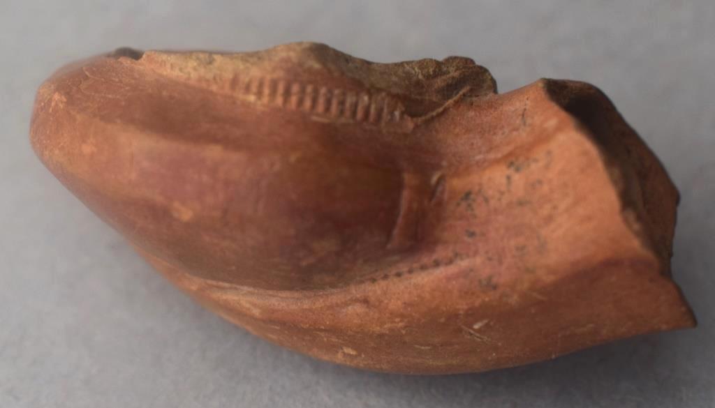Археологія. Люлька. XVII-XVIII ст.