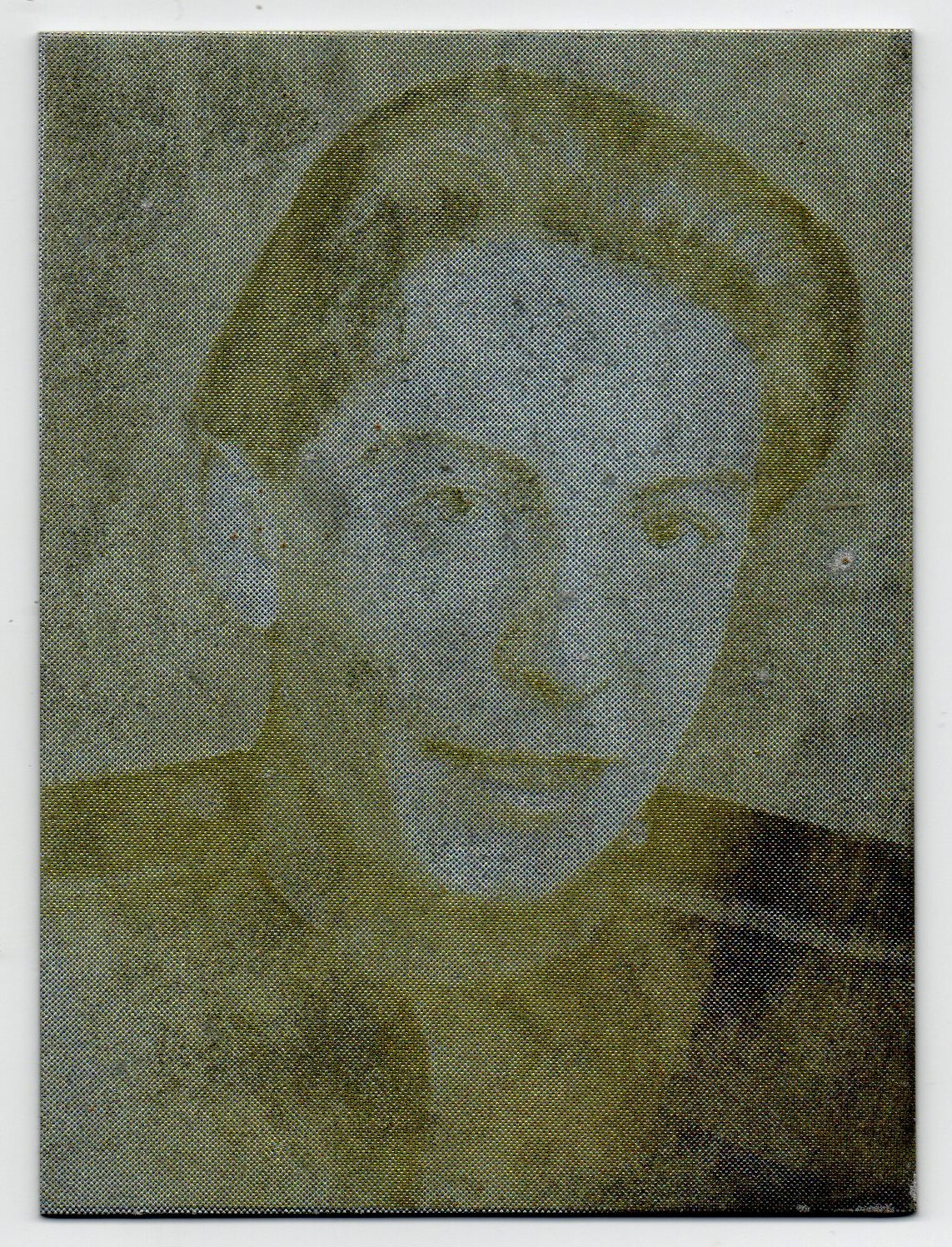 Кліше фотографії Г. Чудновського