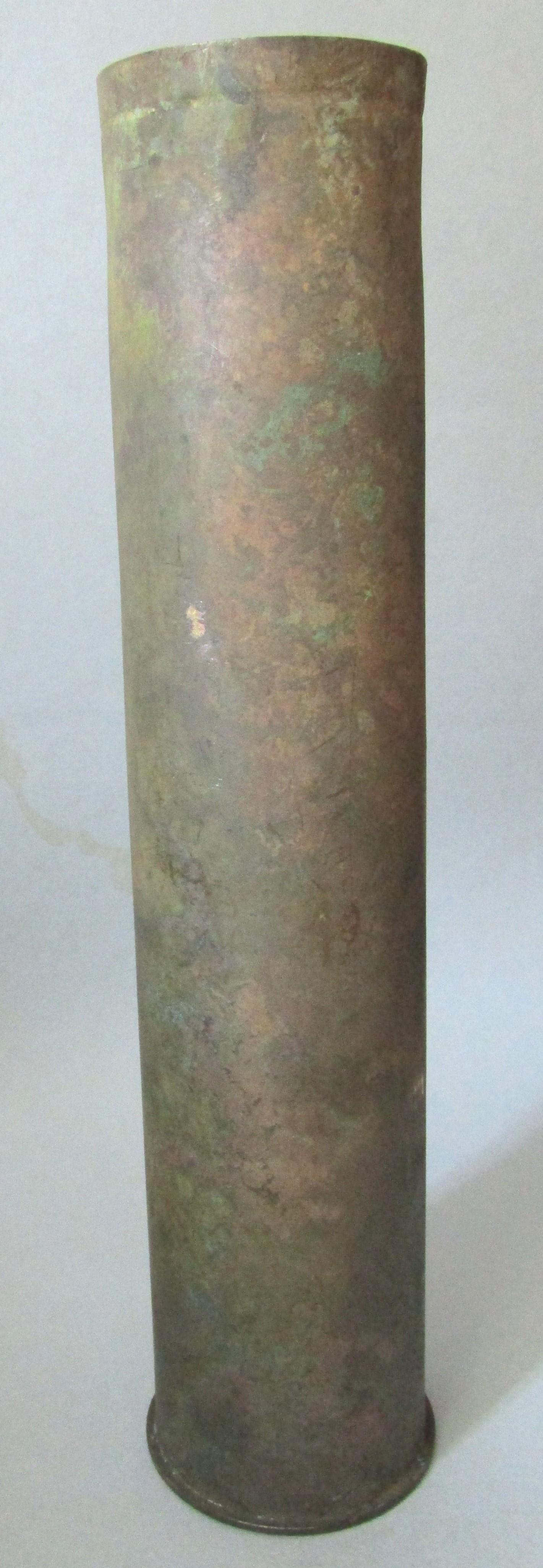 Гільза до 76,2 мм снаряду