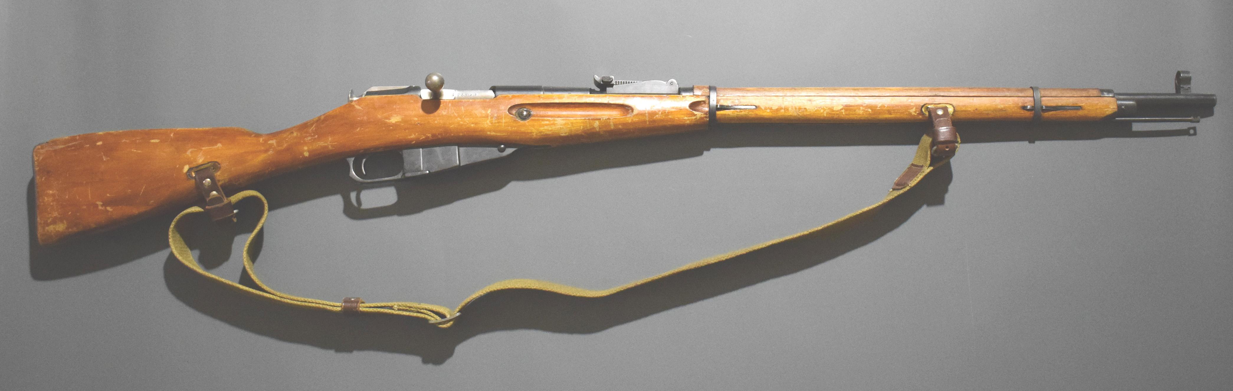 Гвинтівка Мосіна, калібру 7,62 мм, зразка 1891/30 рр.