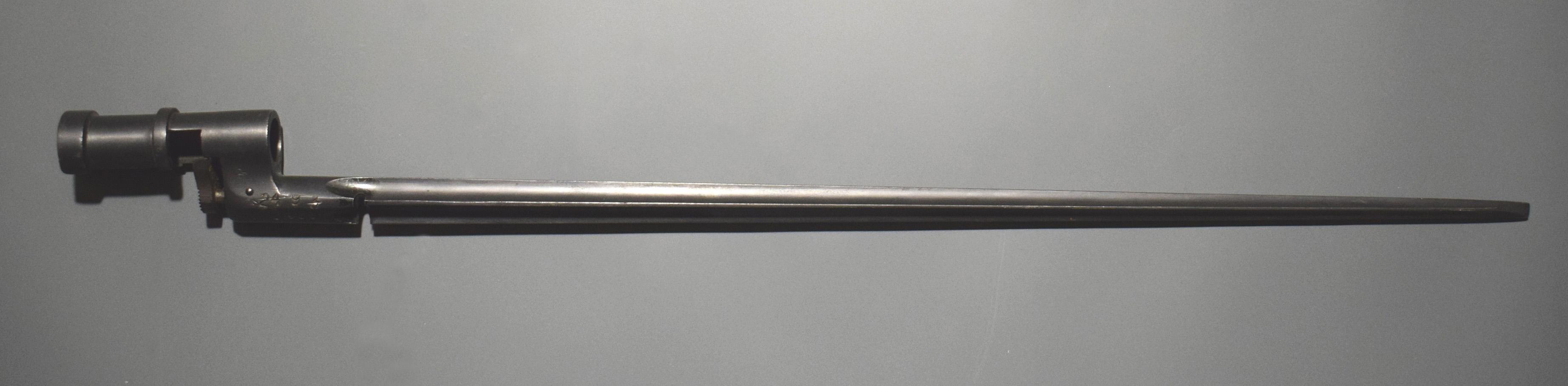 Багнет 4-гранний до гвинтівки Мосіна