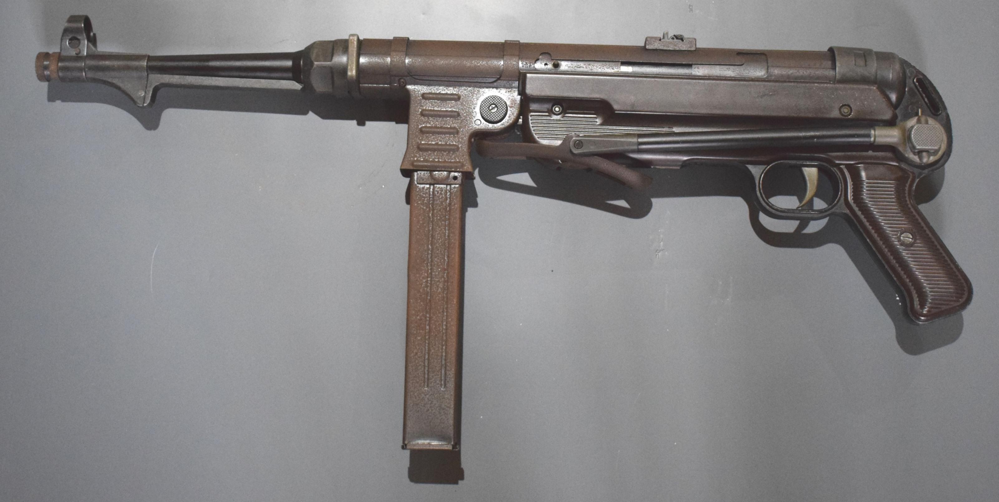 Пістолет-кулемет MP-40, калібру 9 мм