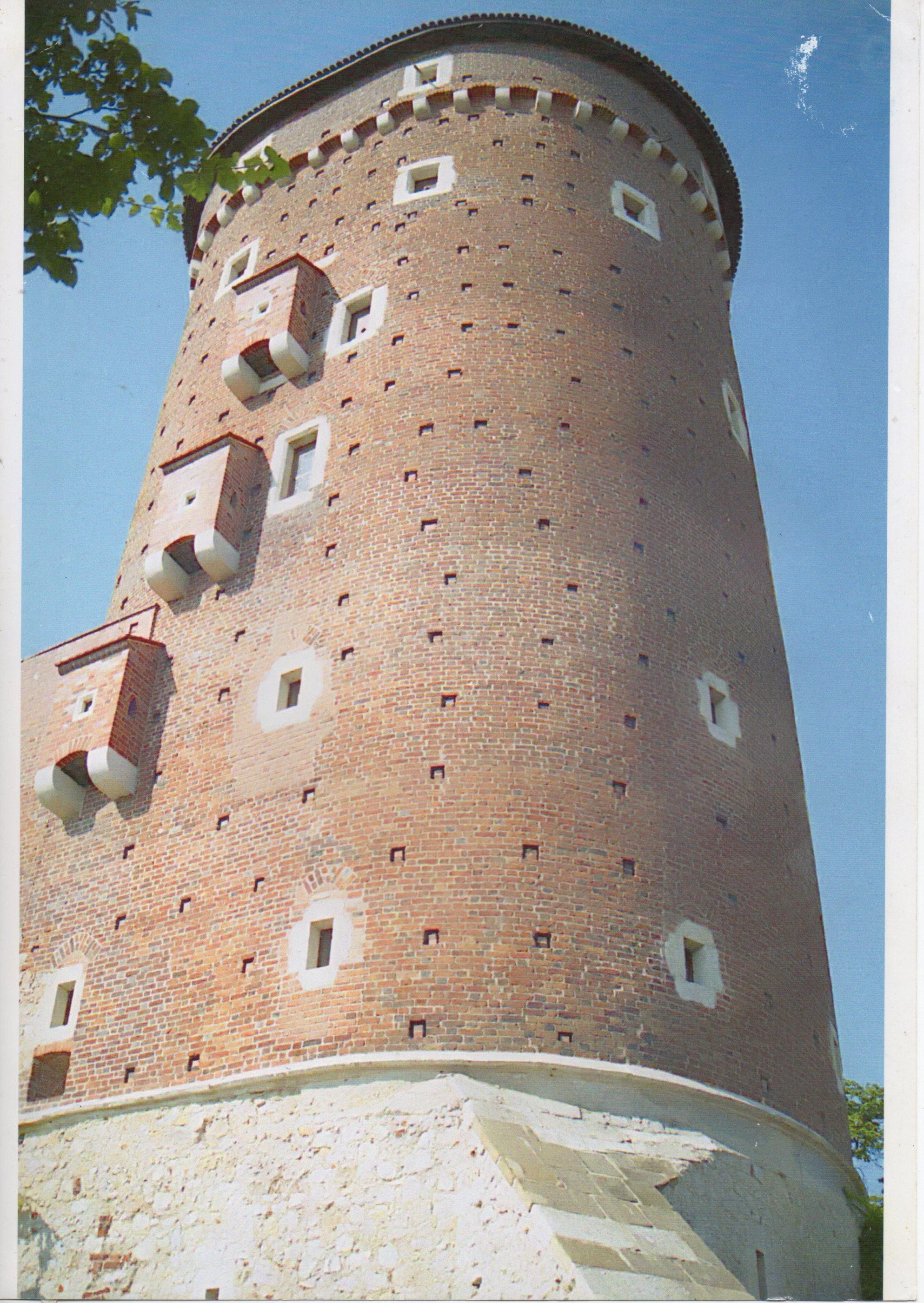 """Фотографія """"Сандомирська вежа Вавеля. XV-XVII ст."""""""